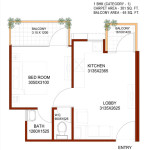 1BHK-A