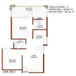 2BHK A