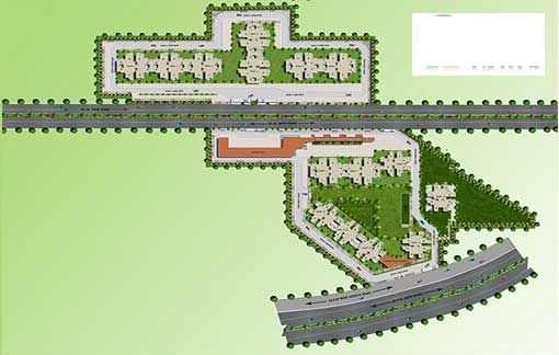 pyramid-urban-homes-sector-70a-affordable-housing-project-gurgaon-site-plan