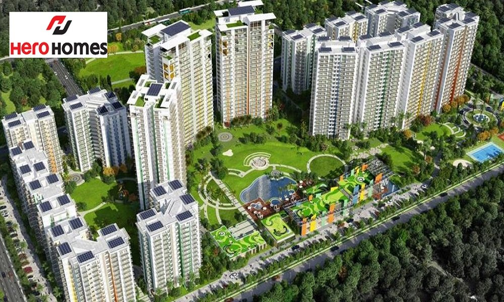 Hero Homes Sector 104 Gurgaon Residential Project