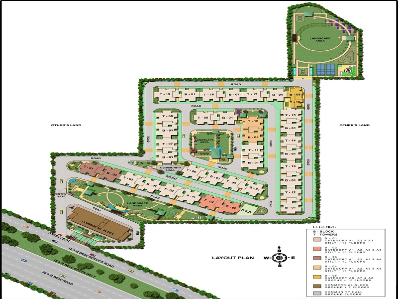 avl36-sector-36a-affordable-housing-project-gurgaon-site-plan