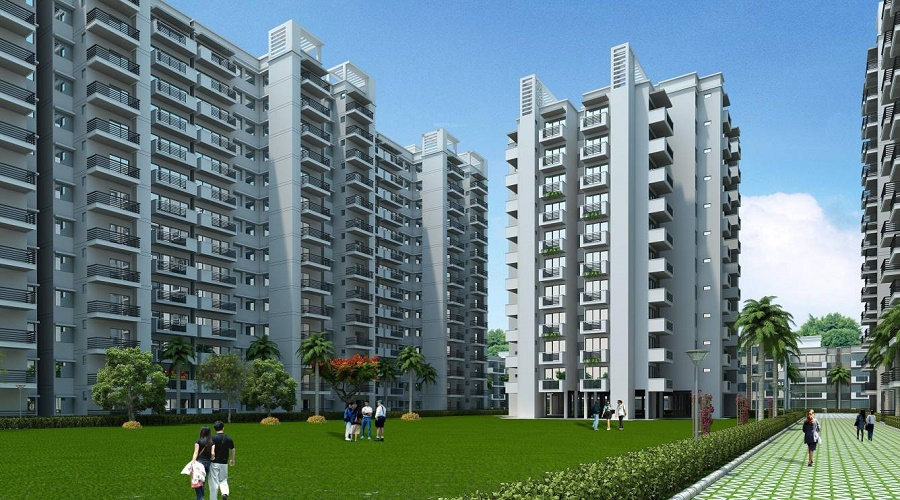 affordable housing project in sector 71 gurgaon elevation