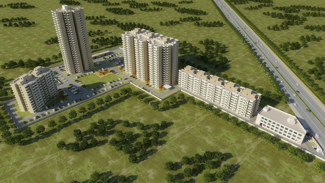 Osb expressway towers sector 109
